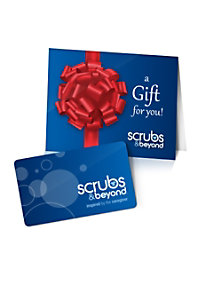 Gift Card with sleeve