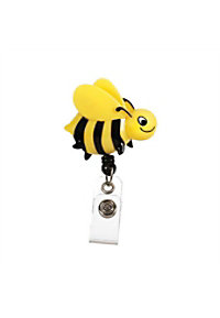 Prestige Animal retractable badge holder.
