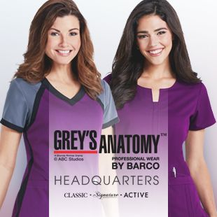 Shop new Grey's Anatomy scrubs from Scrubs & Beyond