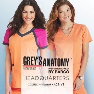 Shop new Grey's Anatomy scrubs from Scrubs & Beyond