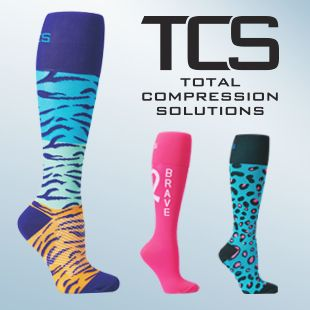 Shop Total Compression socks