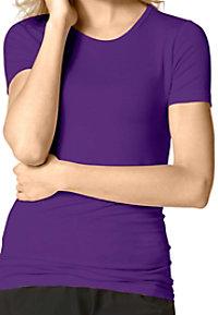 WonderWink Silky short sleeve tee.