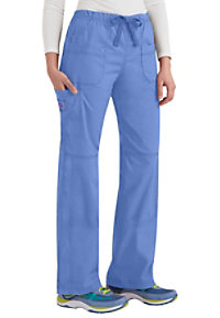 WonderFlex Faith Multi-Pocket Cargo Scrub Pant