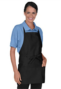 Fame 3 Pocket Adjustable Neck Bib Apron