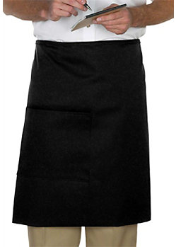 f6c16185346 Natural Uniforms 2-pack Standard Bib Apron | Scrubs & Beyond
