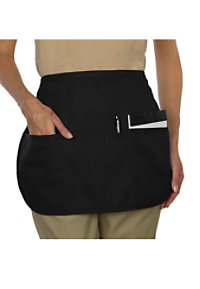 Fame Cafe Rounded 3 Pocket Waist Apron