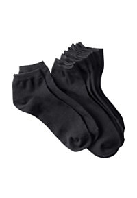 Beyond Scrubs 5 Pack No Show Socks