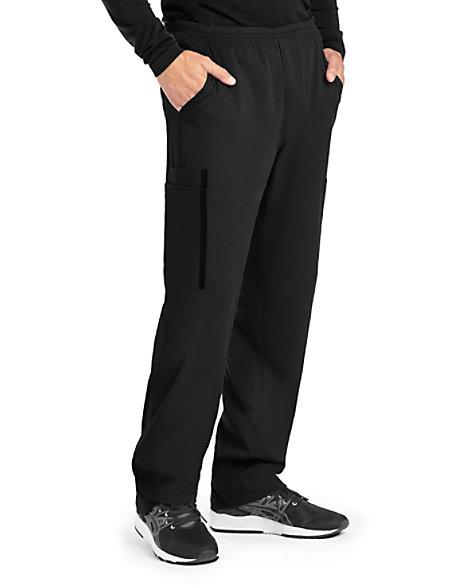 d31ed1dd1c7 Grey's Anatomy Impact Men's Ascend 6 Pocket Elastic Waist Scrub Pants |  Scrubs & Beyond