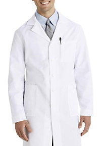 META Men's 40 Inch Long Lab Coats