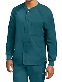 5 Pocket Raglan Warm Up Jacket
