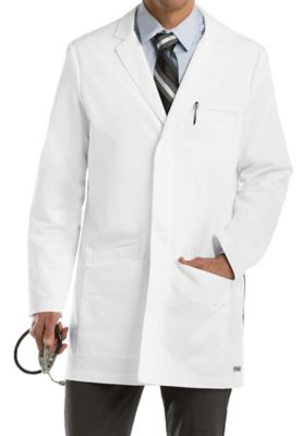 35 Inch 6 Pocket Lab Coat