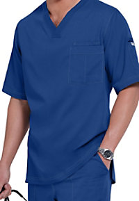 Grey's Anatomy Men's V-neck Scrub Tops