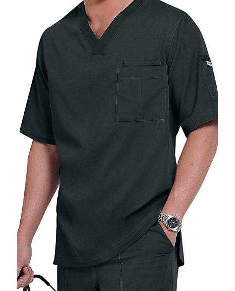 6465f3ad744 Grey's Anatomy Men's V-neck Scrub Tops | Scrubs & Beyond