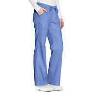e5c98d20467 Cherokee Luxe Low Rise Drawstring Scrub Pants