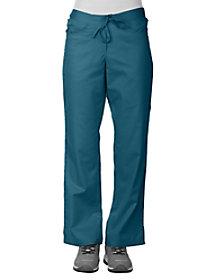Drawstring Boot Cut Pants