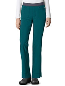 Pull On Elastic Waist Pants with Certainty