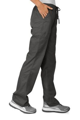 LifeThreads Contego Stretch Drawstring Cargo Scrub Pants