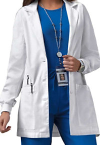Cherokee 30 Inch White Women's Lab Coats