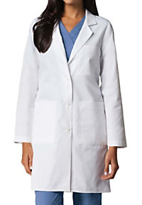 Barco Women's 38 Inch 5 Pocket Lab Coats