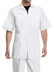 Zip Front Lab Jacket