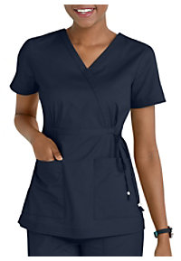01842034309 See Details item #137 · Koi Katelyn Mock-wrap Scrub Tops