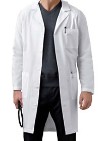 40 Inch Back Belt Lab Coat