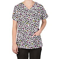 Bonita Wild At Heart Print Tops