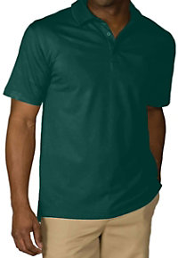 Edwards Garment Men's Poly Mesh Polos
