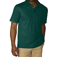 Edwards Garment Men's Poly Mesh Polo