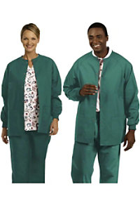 Fashion Seal Unisex Scrub Jackets