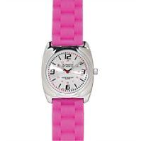 Prestige Braided Silicone Band Watch