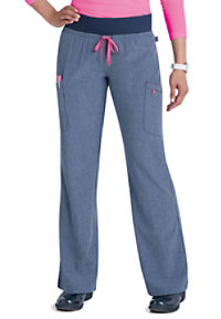 Smitten Legendary Drawstring Fashion Scrub Pants