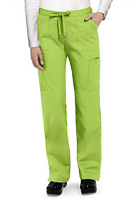 HeartSoul Charmed 6 Pocket Cargo Scrub Pants