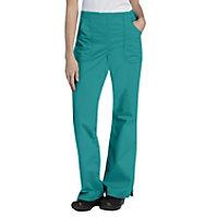 Landau For Women Drawstring Natural Fit Flare Pants