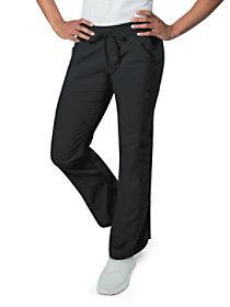 Knit Waist Cargo Pants