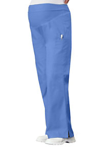 Cherokee Flexibles Maternity Flare-leg Scrub Pants