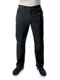 Zip Fly Drawstring Cargo Pants