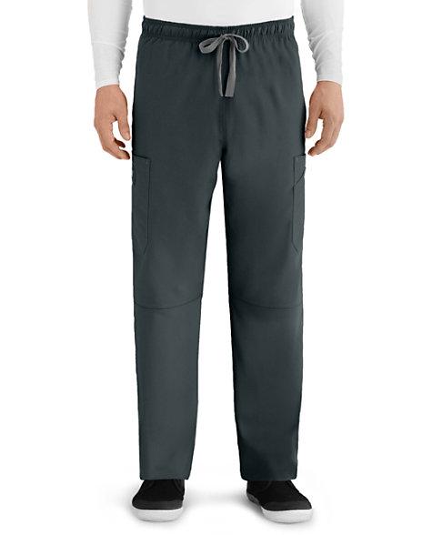 80f4079a512 Grey's Anatomy Men's Derek 6 Pocket Cargo Scrub Pants | Scrubs & Beyond