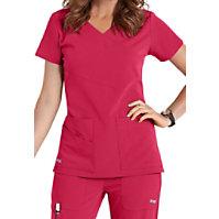Grey's Anatomy Signature 3 Pocket Tops