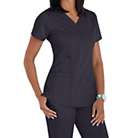 Healing Hands Purple Label Jane V-neck Scrub Tops