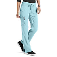 b741007dc54 Grey's Anatomy Signature Callie 3 Pocket Straight Leg Cargo Scrub Pants