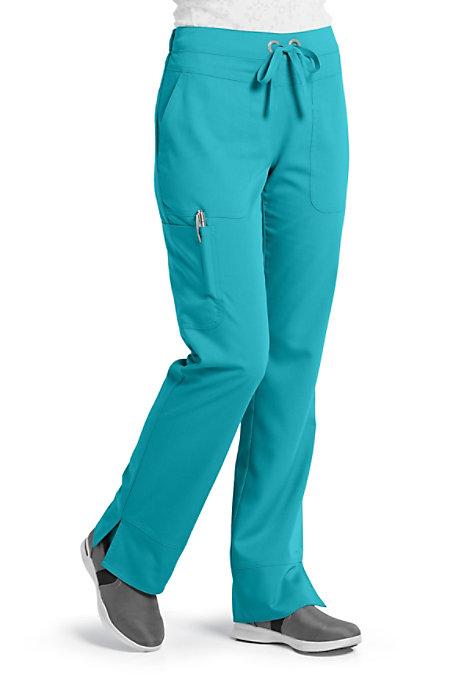 Grey S Anatomy Signature Callie 3 Pocket Straight Leg