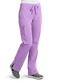 Grey's Anatomy Signature Callie 3 Pocket Straight Leg Cargo Scrub Pants