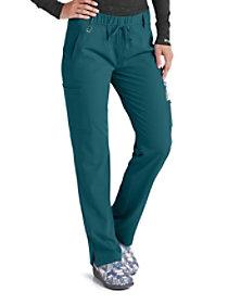 Olivia 6 Pocket Elastic Waist Pants