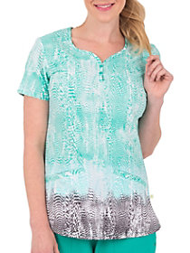 Isabel Nature's Way Print Top