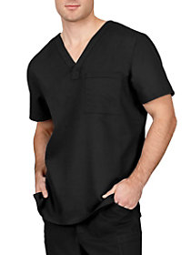 James 1 Pocket V-Neck Top