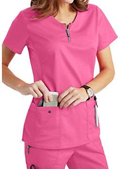 Asian Style Medical Scrubs