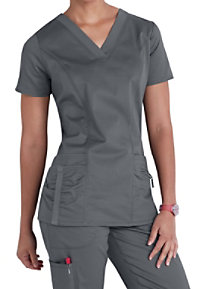 Beyond Scrubs Ellie V-neck Scrub Tops