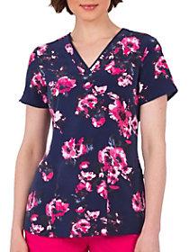 Amanda Floral Jubilee Print Top
