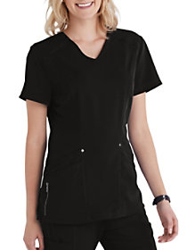 Lexi 4 Pocket V-Neck Top